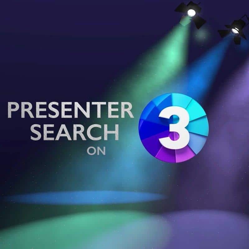 Presenter Search on 3